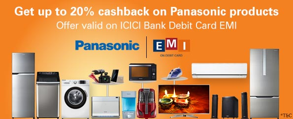 Panasonic offer