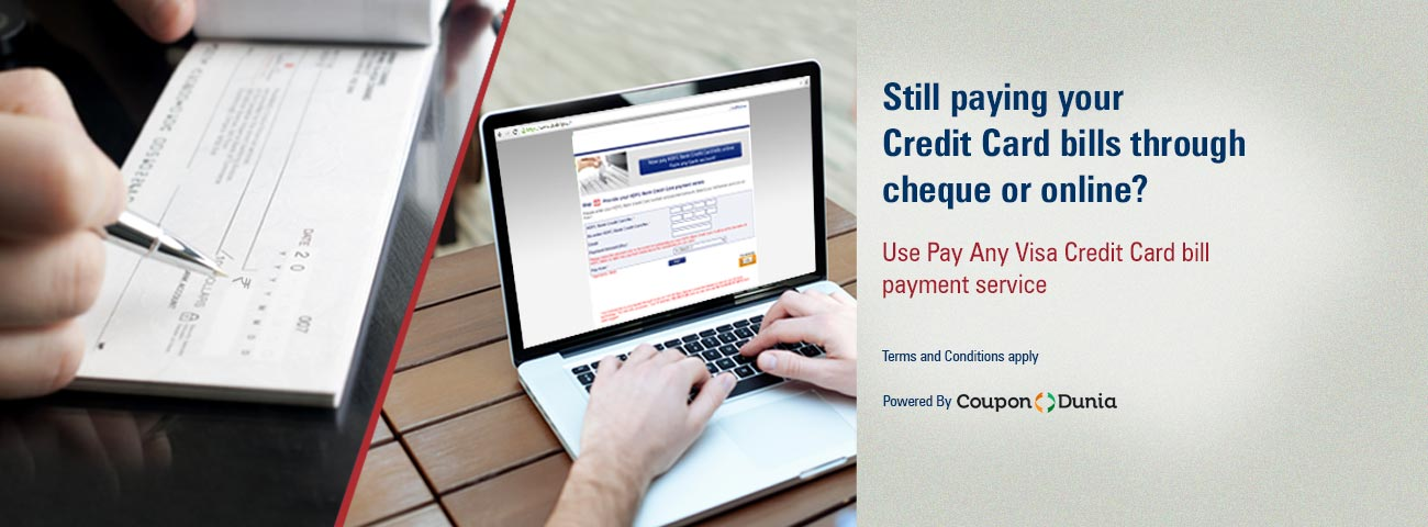 icici bank credit card payment online through other bank credit card