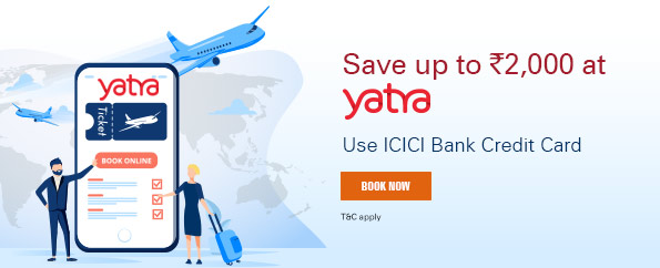 Yatra Offer - Get Upto Rs 10000 discount on international flight bookings