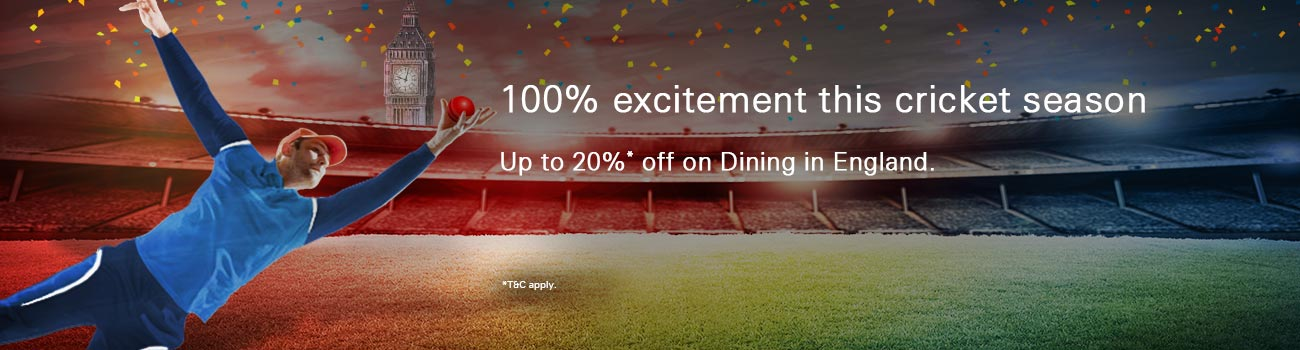 Dining offers in England