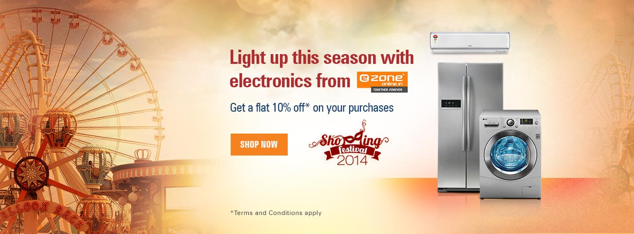 Ezone Online Festive Offer