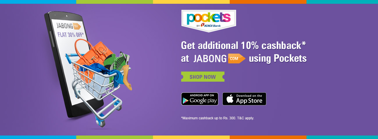Pocket Jabong Offer