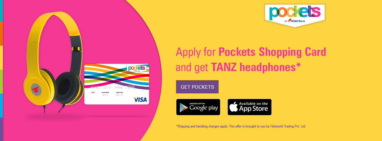 TANZ Headphone Offer