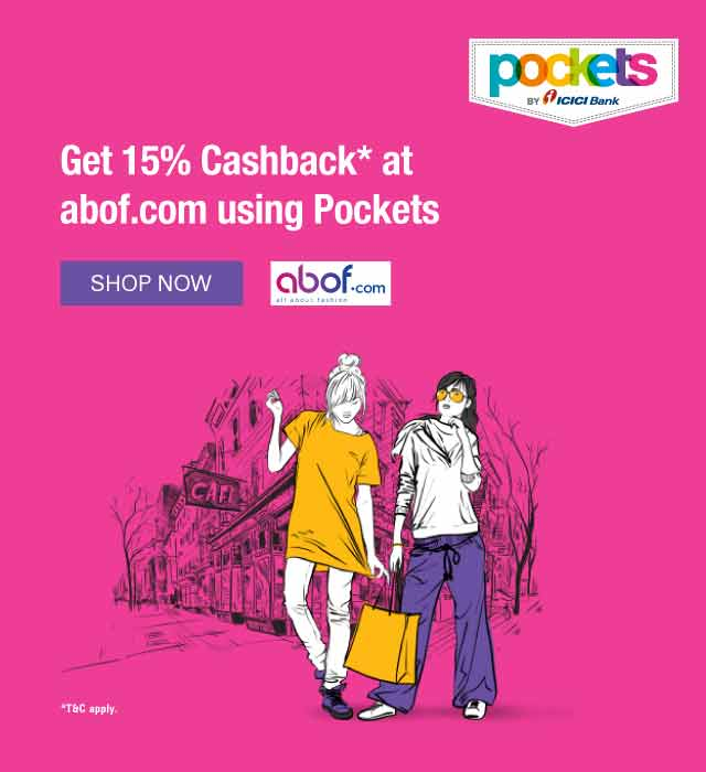 Pockets ABOF Offer