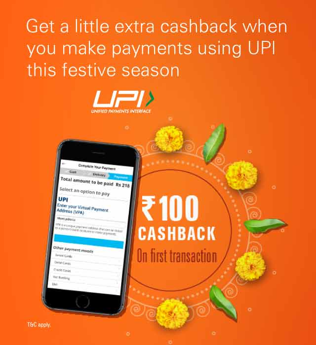 Get 50% Cashback on Pockets & iMobile