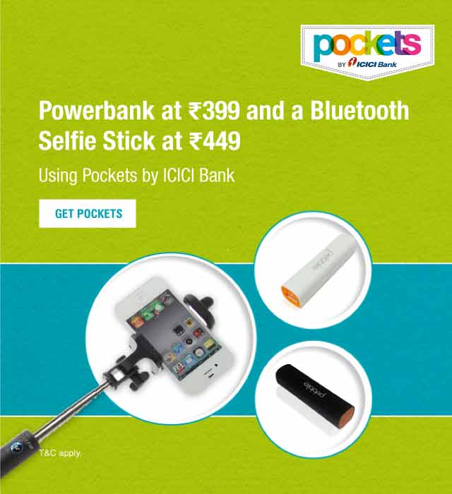Pockets-Pebble Offer