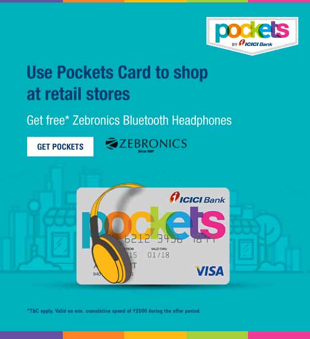 pockets zebronics offer