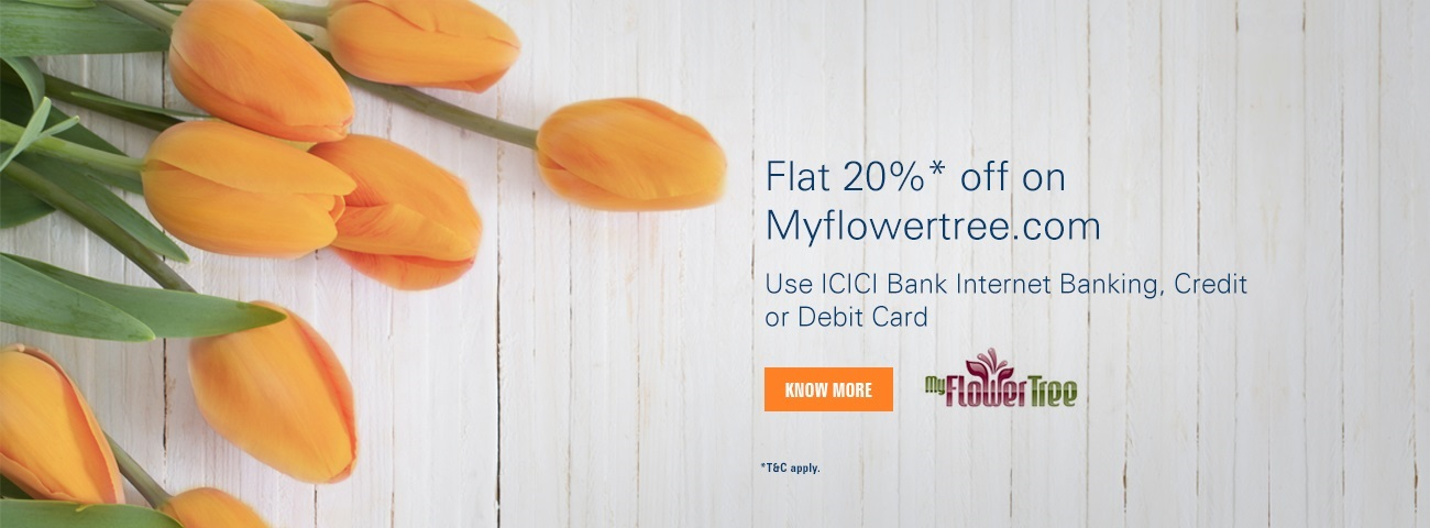 MyFlowerTree Offer