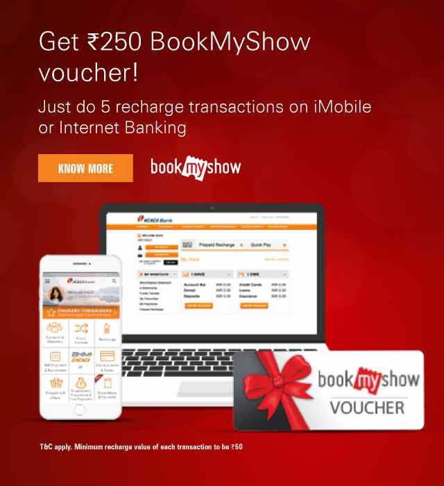 BookMyShow Offer Code