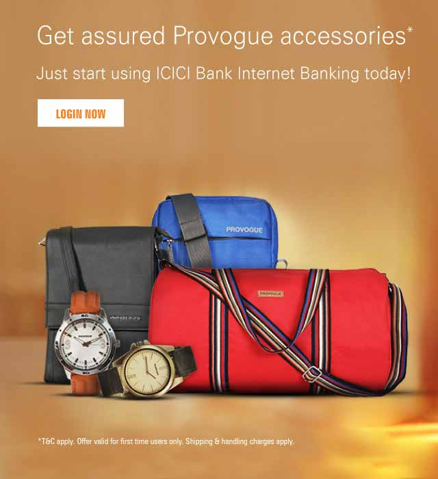 Provogue fashion accessories offer