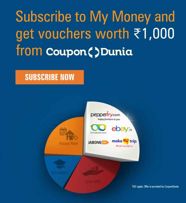My Money  CouponDunia offer