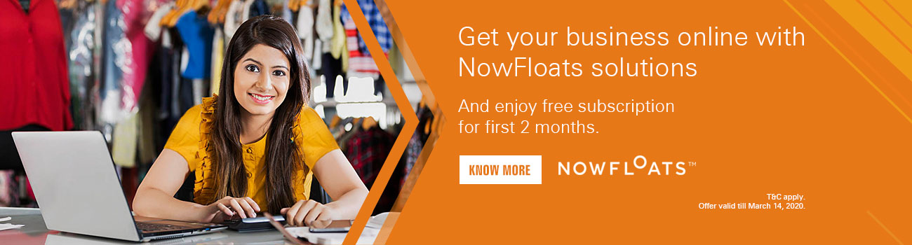 NowFloats-offer