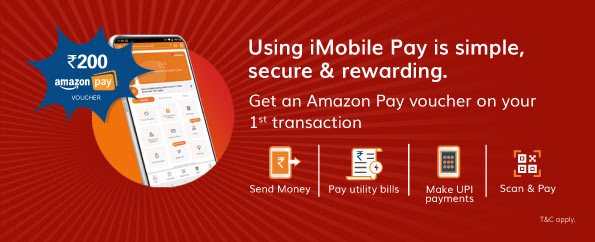 Amazon Pay Offer - ICICI Bank