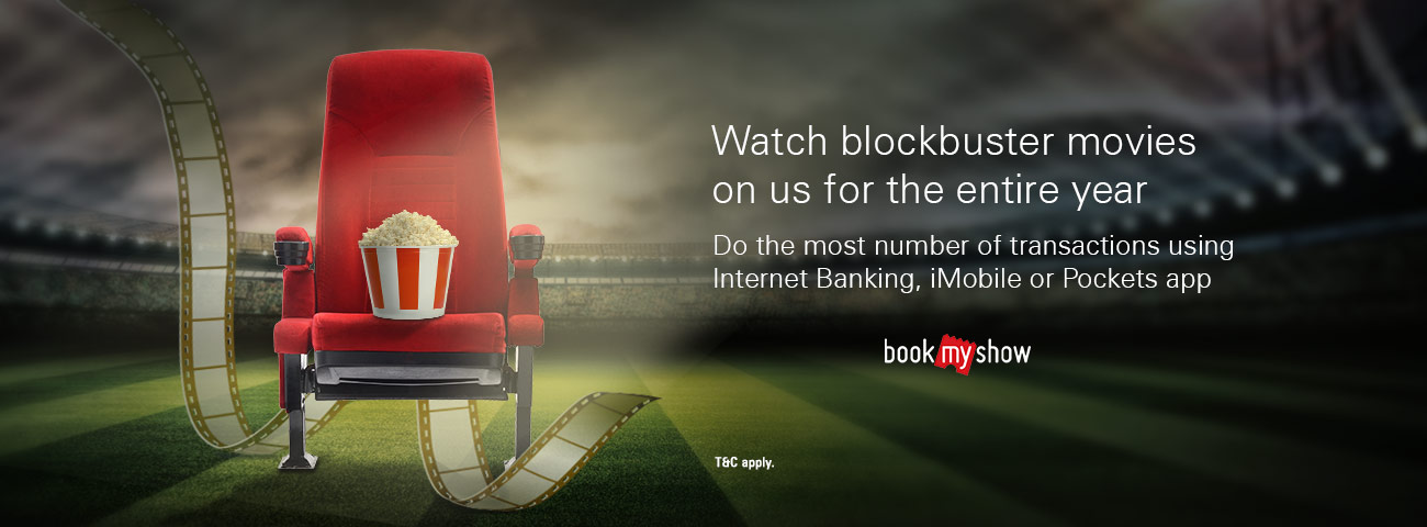 bookmyshow offer