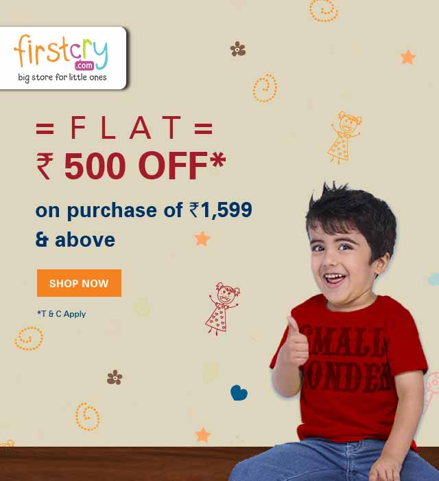 Firstcry offers coupons