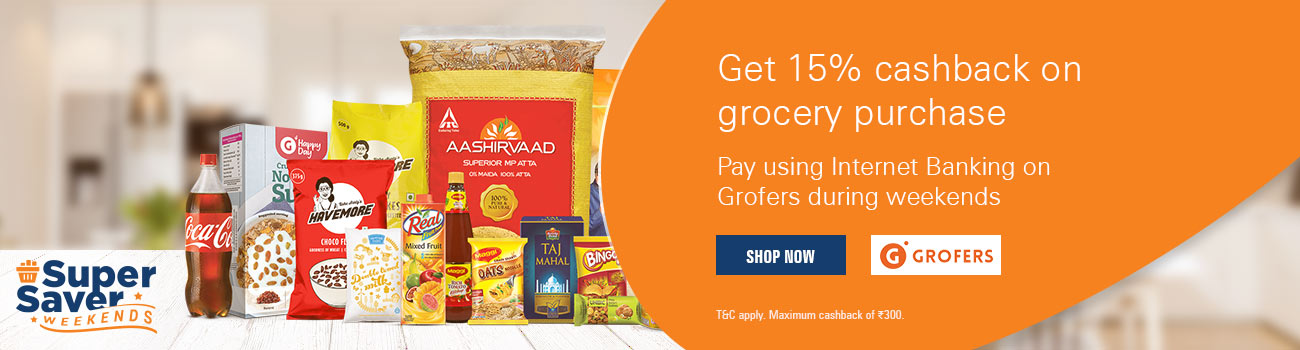 Grofers offer