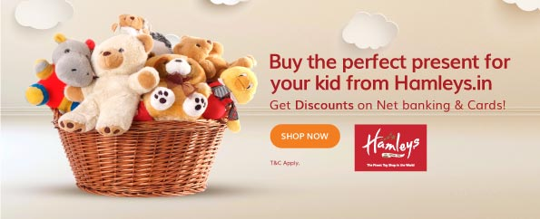 Hamleys Offer