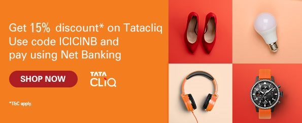 Tata CLIQ  offer