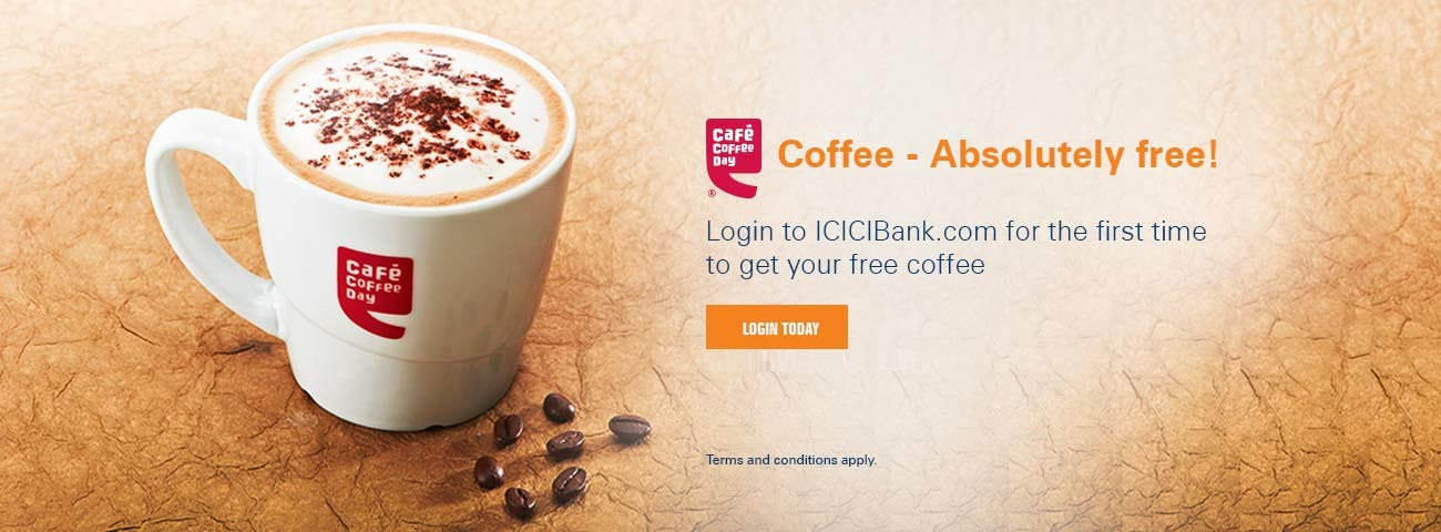 Coffee at Café Coffee Day – Absolutely free!