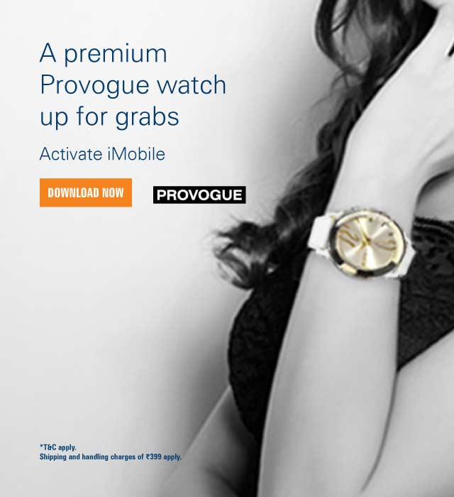 Provogue Premium Watch Offer