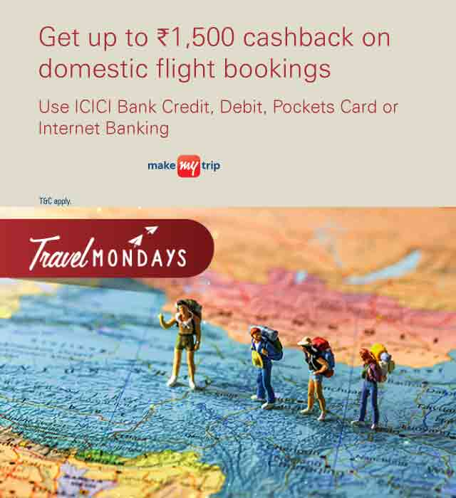Deals offers discount coupons vouchers icici internet banking know more fandeluxe Images