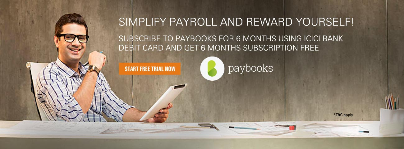 Paybooks Subscriptions free trial Offer