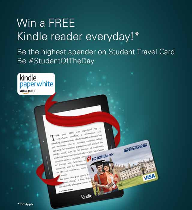 Student Travel Card Offer