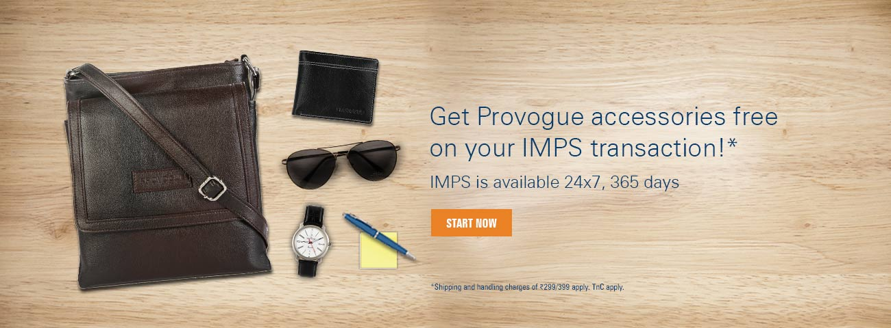 IMPS Holiday Offer