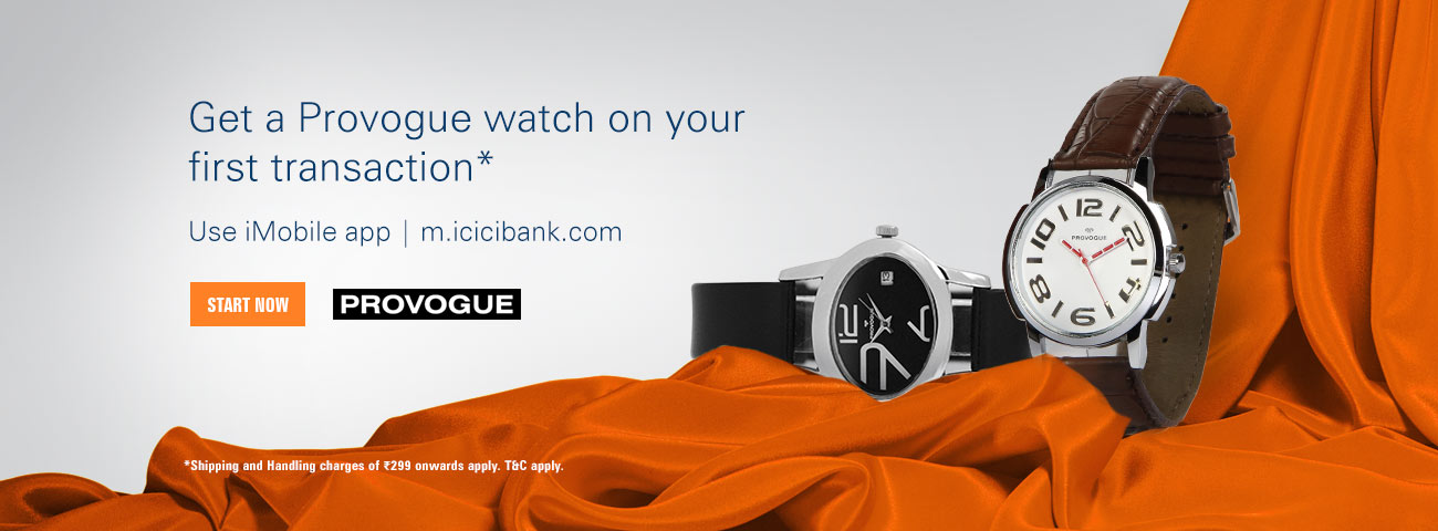 Provogue Watch Offer!