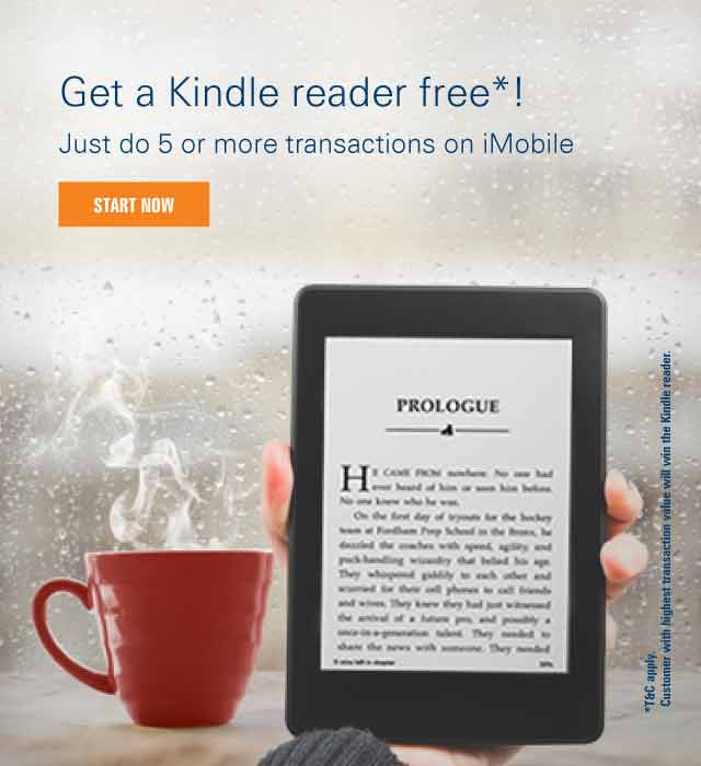 Free Kindle Offer