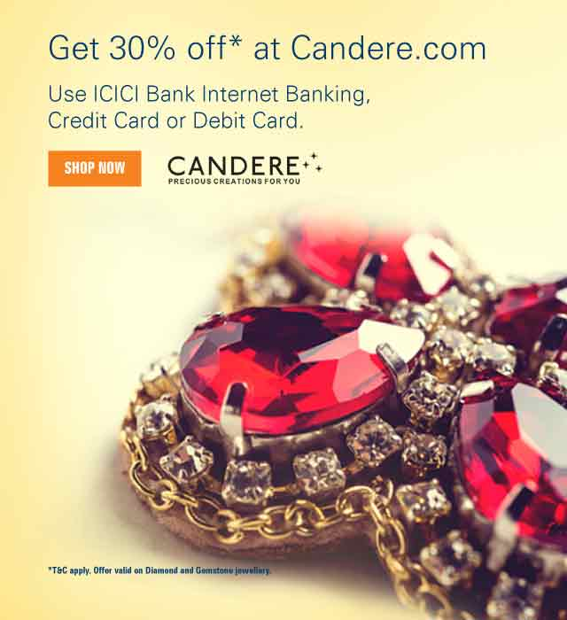 Candere Offer
