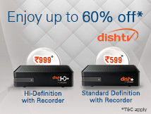Dish TV Connection Offer