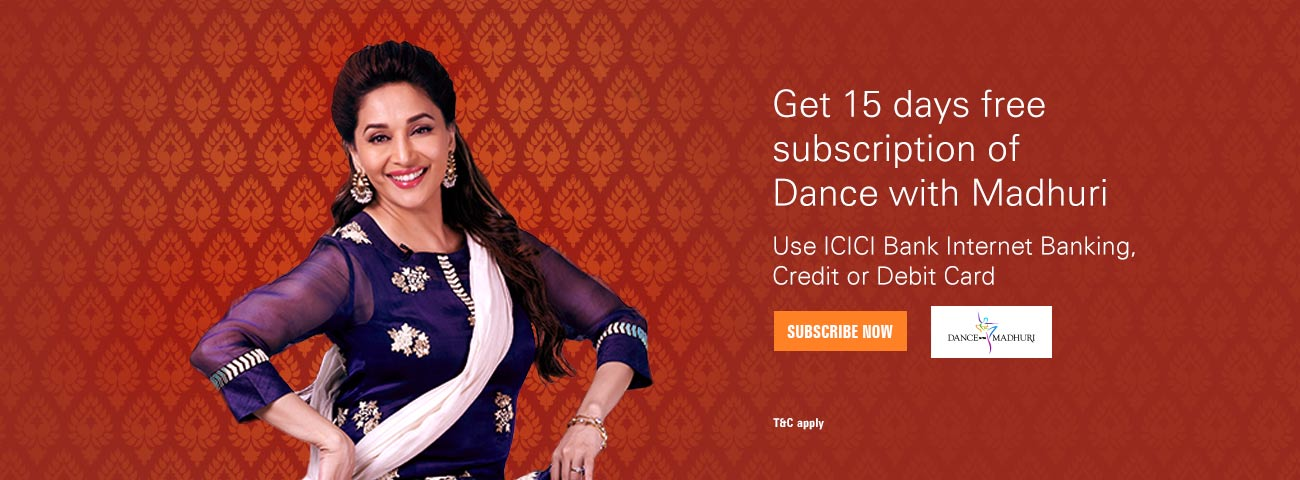 Dance With Madhuri Offer - Free Subscription