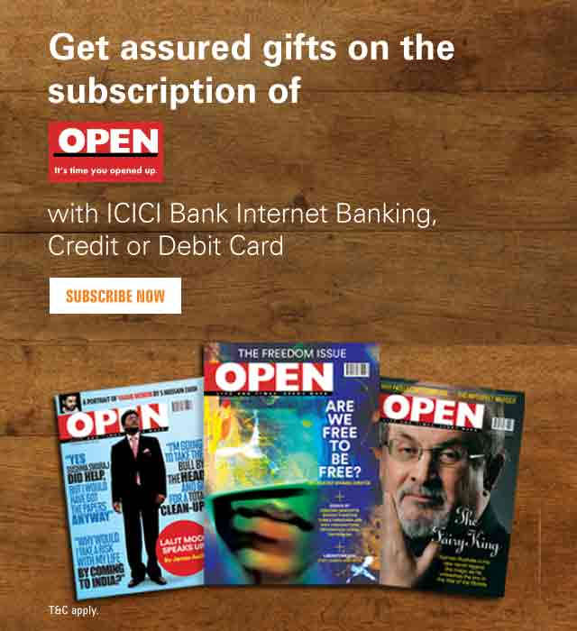 Open Magazine Offer
