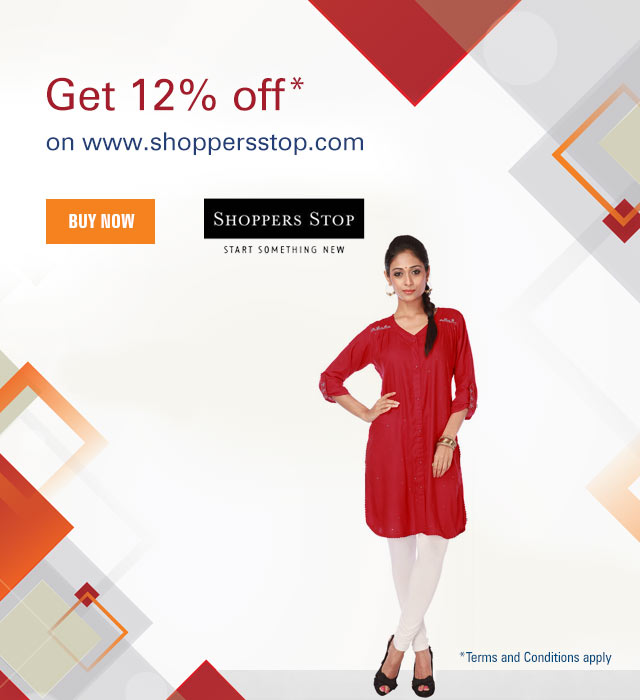 Shopperstop Offer