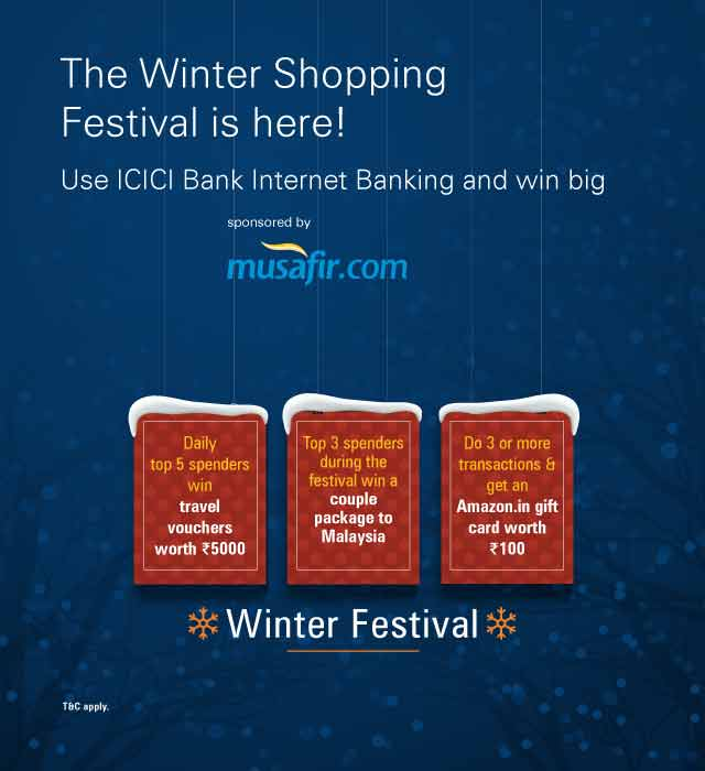 Winter Shopping Festival