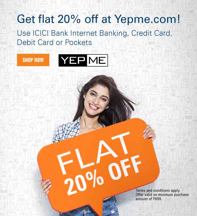YepMe Offer