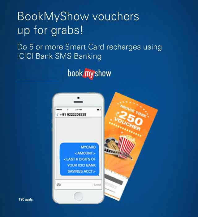 Infosys Smart Card Recharge Offer