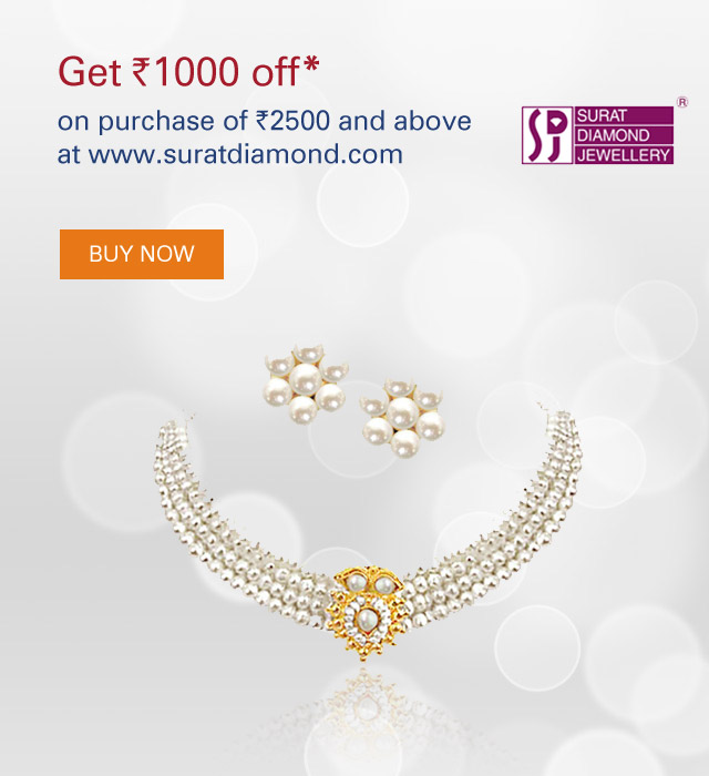 Surat Diamond Offer