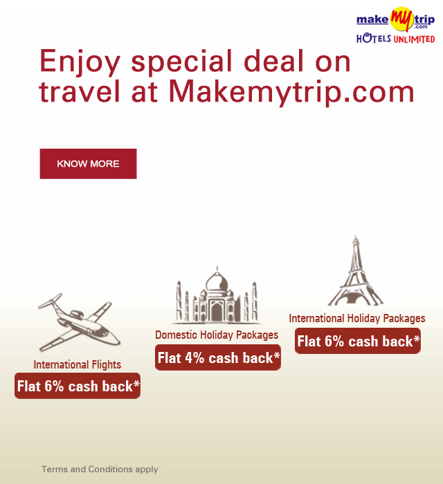 MakeMyTrip Holiday Packages