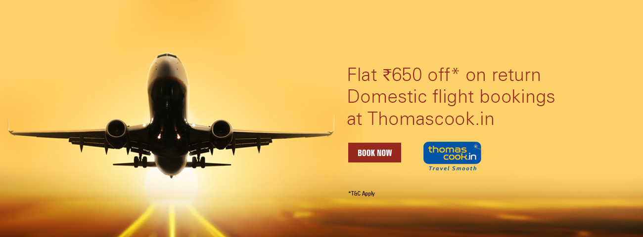 Thomascook Domestic Flights Offer