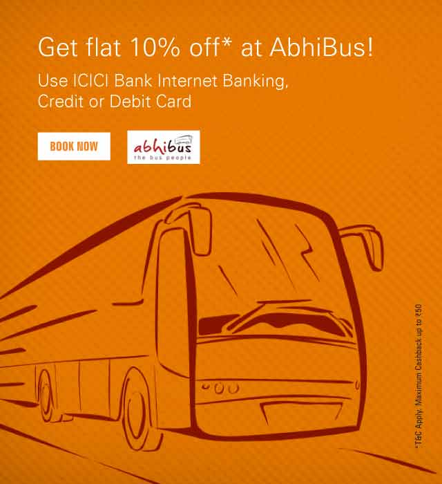 AbhiBus offer