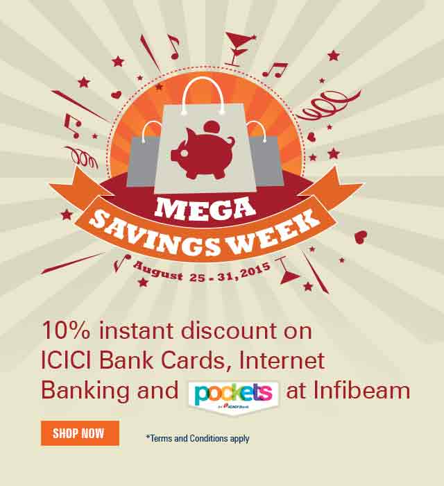 Infibeam Mega Saving Offer