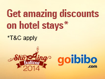 Goibibo Festive Hotel Offer