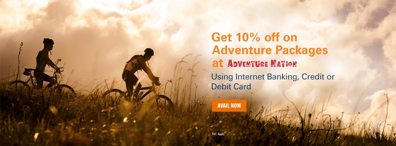 Adventure Nation Offer