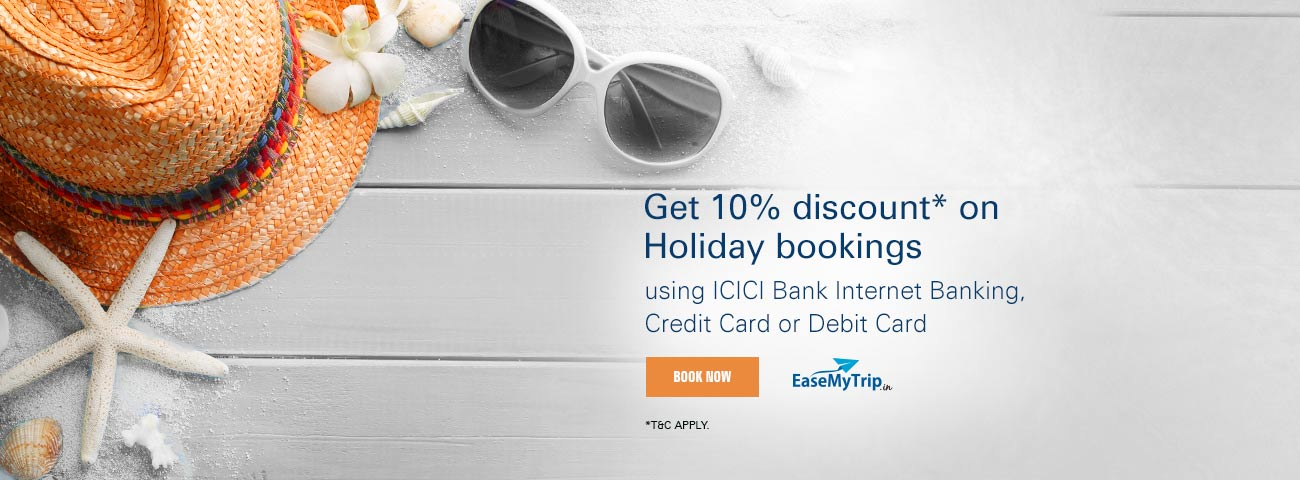 EaseMyTrip Holiday Offer