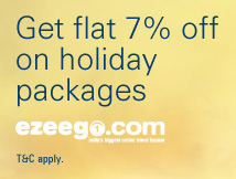 Ezeego1 Holiday Offer