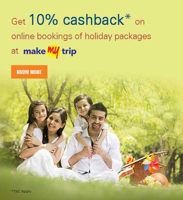 Makemytrip forex card