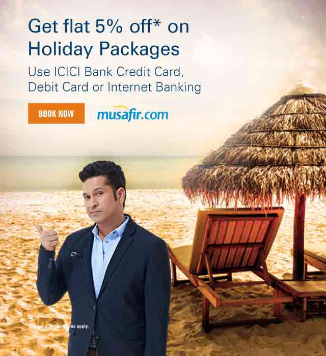 Musafir Domestic Holiday