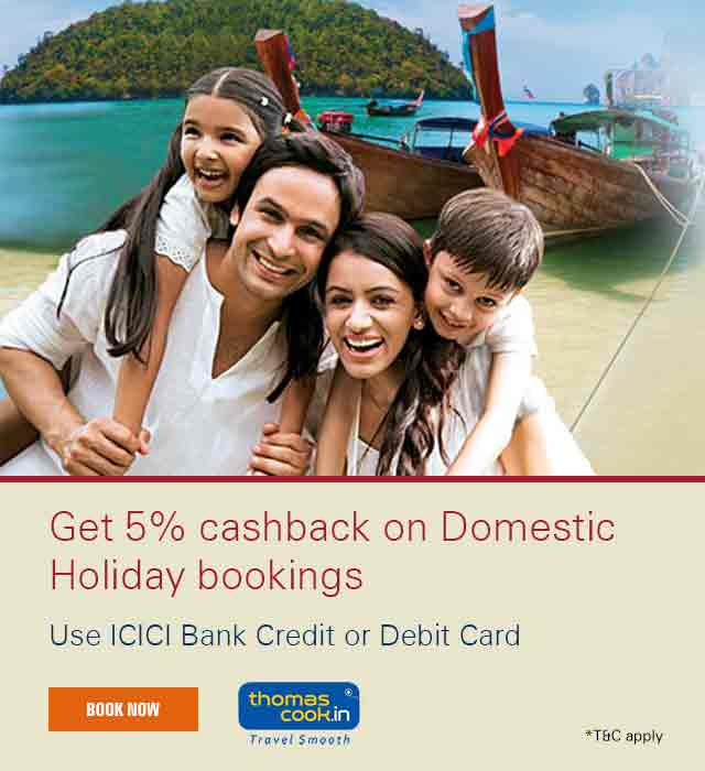 Thomascook International Holiday